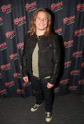 "NEW YORK, NY - MARCH 14: Tony Cavalero promotes his New Nickelodeon TV Series (based on the film) ""School Of Rock"" at Buca di Beppo Times Square on March 14, 2016 in New York City. (Photo by Bruce Glikas/FilmMagic) *** Local Caption *** Tony Cavalero"