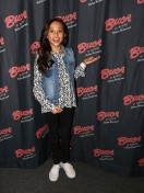 "NEW YORK, NY - MARCH 14: Breanna Yde promotes her New Nickelodeon TV Series (based on the film) ""School Of Rock"" at Buca di Beppo Times Square on March 14, 2016 in New York City. (Photo by Bruce Glikas/FilmMagic) *** Local Caption *** Breanna Yde"