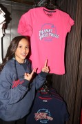 "NEW YORK, NY - MARCH 14: Breanna Yde promotes her Nickelodeon's New TV Series (based on the film)""School of Rock"" at Planet Hollywood Times Square on March 14, 2016 in New York City. (Photo by Bruce Glikas/Bruce Glikas/FilmMagic) *** Local Caption *** Breanna Yde"