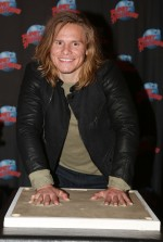 "NEW YORK, NY - MARCH 14: Tony Cavalero promotes his Nickelodeon New TV Series (based on the film)""School of Rock"" at Planet Hollywood Times Square on March 14, 2016 in New York City. (Photo by Bruce Glikas/Bruce Glikas/FilmMagic) *** Local Caption *** Tony Cavalero"